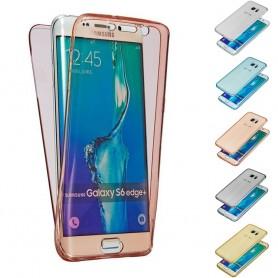 360 full silikonskal Galaxy S6 Edge Plus