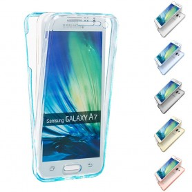 360 full silikonskal Galaxy A7