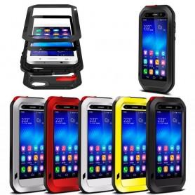LOVE MER Powerful Huawei Honor 6 Mobile Shell Metal