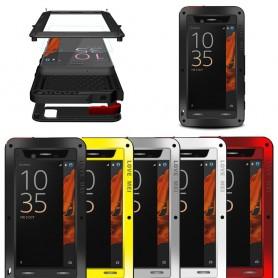 LOVE MER Powerful Sony Xperia XZ mobil skallmetall