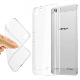 Lenovo Vibe K5 Plus silikon må være gjennomsiktig