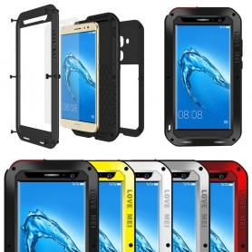 LOVE MER Powerful Huawei G9 Plus Metal Mobile Shell