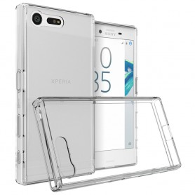 Clear Hard Case Sony Xperia X Compact