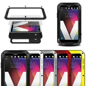 LOVE MER Powerful LG V20 mobile skallmetallbeskyttelse