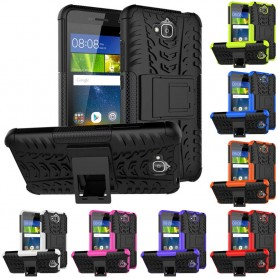Støtsikker Huawei Y6 Pro