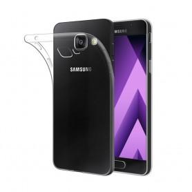 Galaxy A5 2017 silikon må gjennomsiktig