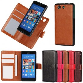 MOVE magnetisk mobil lommebok 2i1 Sony Xperia Z3 Compact
