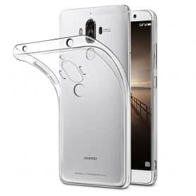 Huawei Mate 9 silikon må være gjennomsiktig