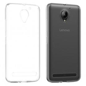 Lenovo Vibe C2 silikon må være gjennomsiktig
