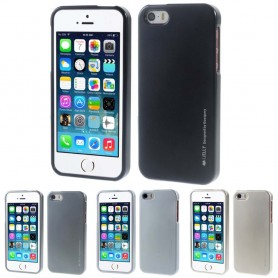 Mercury i Jelly Metal trenger iPhone 5, 5S, 5SE