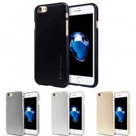 Mercury in Jelly Metal trenger iPhone 7/8 beskyttelse mot mobilen