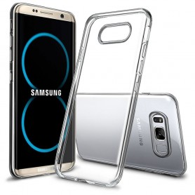 Clear Hard Case Samsung Galaxy S8