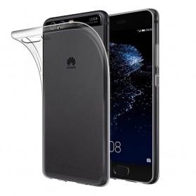 Huawei P10 Plus silikon må være gjennomsiktig