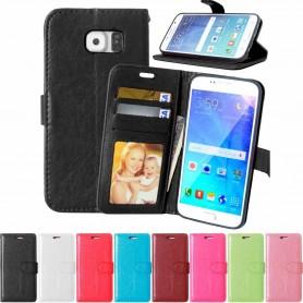 Mobil lommebok 3-kort Samsung Galaxy S6