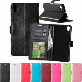 Mobil lommebok 3-kort Sony Xperia X- Performance
