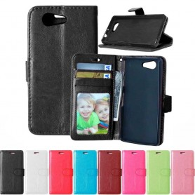 Mobil lommebok 3-kort Sony Xperia Z3 Compact
