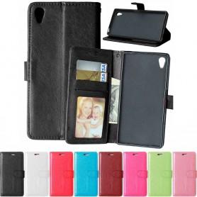 Mobil lommebok 3-kort Sony Xperia Z5