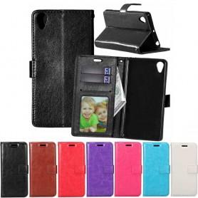 Mobil lommebok 3-kort Sony Xperia E5