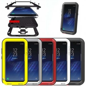 LOVE MER Powerful Samsung Galaxy S8 Plus Mobile Shell Metal