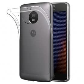 Motorola Moto G5 silikon må være gjennomsiktig