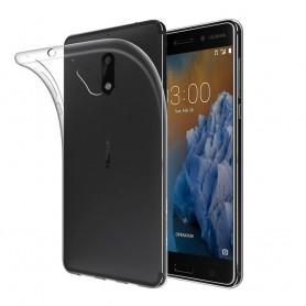 Nokia 3 silikon må være gjennomsiktig
