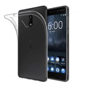 Nokia 5 silikon må være gjennomsiktig