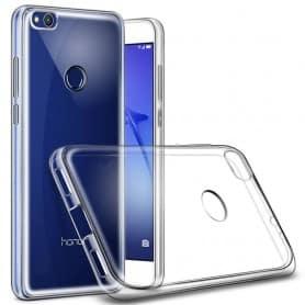 Huawei Honor 8 Lite / P8 Lite 2017 silikonskall gjennomsiktig