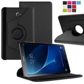 "Lærveske 360 dreibar Galaxy Tab En 10,1 ""SM-T580 tavle"