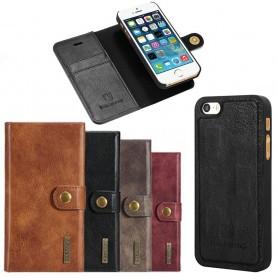 Mobil lommebok magnetisk DG-Ming iPhone 5.5S, 5SE