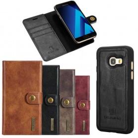 Mobil lommebok magnetisk DG-Ming Samsung Galaxy A7 2017