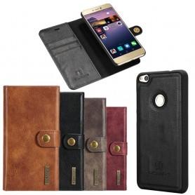 Mobil lommebok magnetisk DG-Ming Huawei Honor 8 Lite / P8 Lite 2017