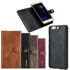 Mobil lommebok magnetisk DG-Ming Huawei P10 Plus