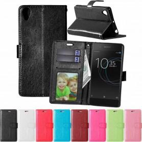 Mobil lommebok 3-kort Sony Xperia XA1 G3116
