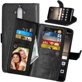 Mobil lommebok Double Flip Flexi Huawei Mate 9