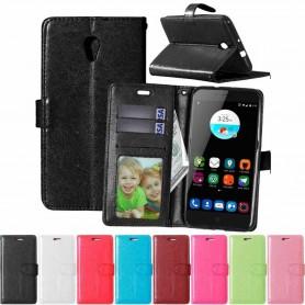 Mobil lommebok 3-kort ZTE Blade V7