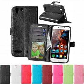 Mobil lommebok 3-kort Lenovo Vibe K5, K5 Plus