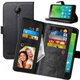 Mobil lommebok Double Flip Flexi 8-kort Lenovo C2