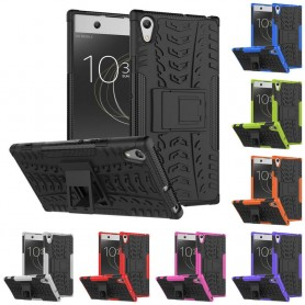 Støtsikker skall med stativ Sony Xperia L1 G3311