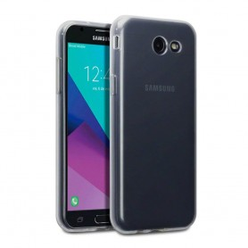 Samsung Galaxy J5 2017 SM-J527F tynn silikonetui gjennomsiktig