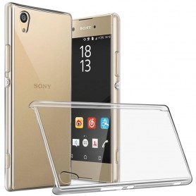 Clear Hard Case Sony Xperia L1 G3311 gjennomsiktig mobilveske