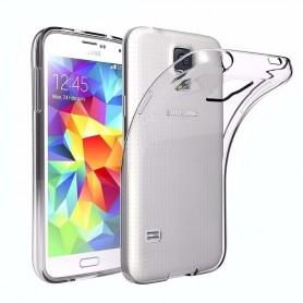 Silikon skall tpu gjennomsiktig Samsung Galaxy S5 SM-G900F