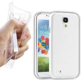 Samsung Galaxy S4 ( GT -i9500) silikon må være gjennomsiktig