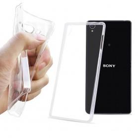 Sony Xperia T3 silikonetui gjennomsiktig