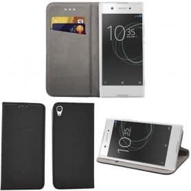 Moozy Smart Magnet FlipCase Sony Xperia XA1 G3116 CaseOnline.se