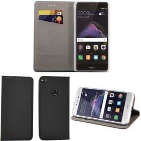 Moozy Smart Magnet FlipCase Huawei P10 Lite mobilveske WAS-LX1 CaseOnline.se