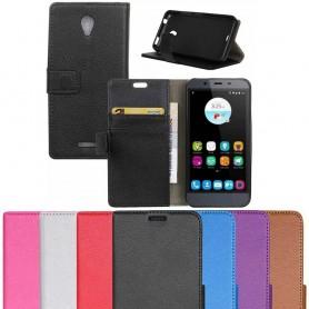 Mobil lommebok 2-kort ZTE Blade A310 deksel CaseOnline.se