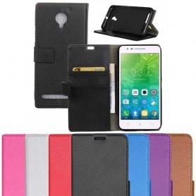 Mobil lommebok Lenovo Vibe C2 beskyttelsesdeksel beskyttelse caseonline.se