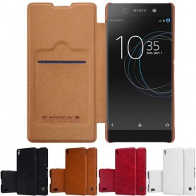 Nillkin Qin Series FlipCover Sony Xperia XA1 Ultra G3211 mobilveske CaseOnline