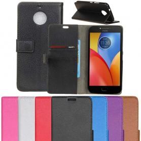 Mobil lommebok Motorola Moto E4 Plus mobilveske CaseOnline.se