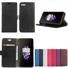 Mobil lommebok 2-kort OnePlus 5 Sakbeskyttelse Caseonline